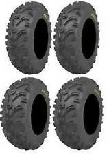 "4 - 26"" KENDA BEAR CLAW K299 ATV MUD TIRES 2 - 26X9-12 & 2 - 26X11-12 - SET OF 4"