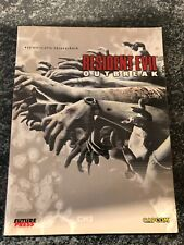 Resident Evil Outbreak / Strategy Guide / Lösungsbuch / Perfect Condition