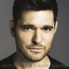 MICHAEL BUBLE NOBODY BUT ME CD 2016 BRAND NEW IN PACKAGING