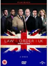 Law and Order: UK Season Series 7 DVD R4 New & Sealed