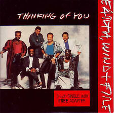 CD SINGLE EARTH WIND & FIRE Thinking of you - 3-inch single with adapter - NEW