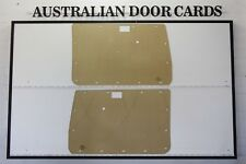 Toyota Land Cruiser 70 Series Manual Door Cards Blank Trim Panels. 75, 78, 79