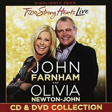 Two Strong Hearts: Deluxe Edition - 3 DISC SET - John / Newton-J (2017, CD NEUF)