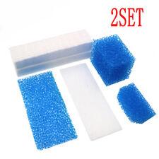 10pcs/2set Filters for Thomas Twin Genius Kit Hepa Filter for Thomas Aquafilter