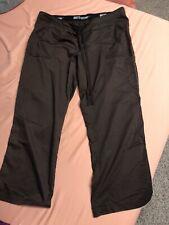 greys anatomy scrub pants Black Xl 50681