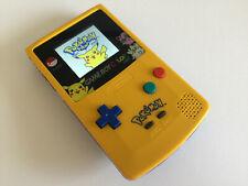 Nintendo Gameboy Color Light Pokemon Backlight & Custom Glass Screen