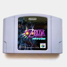 The Legend of Zelda Majora's Mask - Nintendo 64 / N64 - Japan