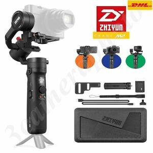 ZHIYUN Crane M2 Gimbal Stabilizer For Mirrorless Camera Smartphones Gopro