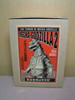 Billiken Shokai Mechagodzilla Strikes Back Real Model Kit Series Soft Vinyl