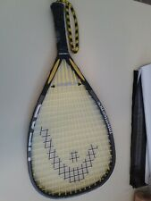 Head Intelligence i165 Racquetball Racquet Powerframe. Used. Usps Priority Mail