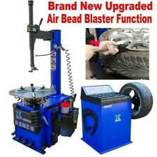 New 1.5 Hp Tire Changer Wheel Balancer Machine Combo Rim Clamp950 -680