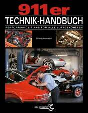 PORSCHE 911er TECHNIK-HANDBUCH Schrauberbuch Reparaturanleitung Tuning Buch