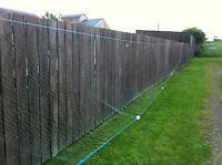 Gill fishing net, mono, sea fishing, 25 feet long, fully rigged, new!