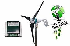 IstaBreeze® AIR-Speed 24V, WINDGENERATOR + ,HYBRID LADEREGLER 500W + SOLAR 300W