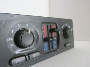 ✅ 2004 GM Dual Zone A/C Climate Temperature Control  2004 envoy