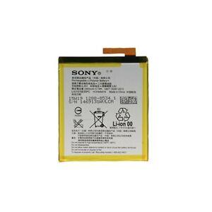 Battery For Sony Xperia M4 Aqua Original battery 2400 mAh LIS1576ERPC Plus Tools