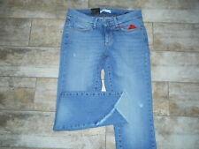 Cambio Frayed Jeans Blau Gr.36***Lilian cropped***  NEU!!