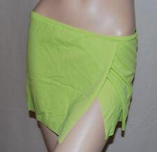 LA PERLA Pareo Wickelrock 36 38 Bikini-Rock 45,- Hellgrün Limette FM-OCV-11