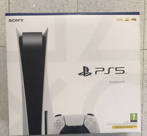 🔥Sony PlayStation 5 PS5 Disc Edition Console🔥BRAND NEW SEALED🚛Free Delivery