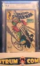 Amazing Spider-Man #298 CBCS 9.4 -1st appearance of Brock (Venom) w/white pages!