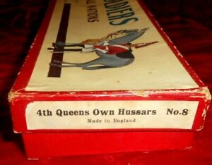 Britains Set No. 8, 4th Queens Own Hussars