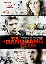 NEW DVD// THE BANGBANG CLUB - APARTHEID -Ryan Philippe, Taylor Kitsch, Malin Ake