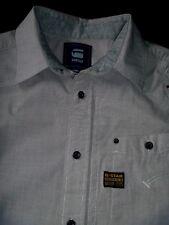 #4219 G STAR ''MD Radar' L/S Shirt Size Large