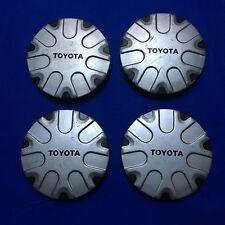 One SET OEM USED 1986 1987 Toyota Celica CENTER CAPS