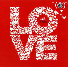 All You Need Is Love, , 762111814821, EP, Compilation, Limited Collect, New