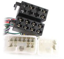 Lexus Amplificador Bypass Plomo CD estéreo RADIO mazo de cables ISO Adaptador pc2-93-4