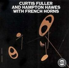 Curtis Fuller and Hampton Hawes with French Horns (CD, 2000, OJC) / NEW FREE S&H