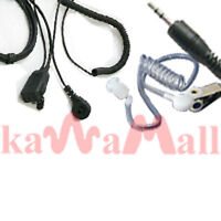 Coil Tube One Pin Ear mic GA-EBM2 for Cobra ECON