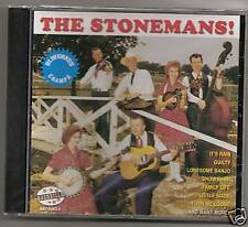 """THE STONEMANS, CD """"BLUEGRASS CHAMPS"""" NEW SEALED"""