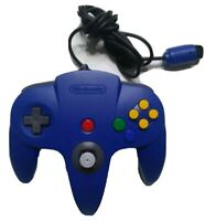 Nintendo 64 Controller Only Blue Authentic Z5