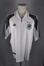 Deutschland Trikot 2000 Gr. XL #7 Adidas Jersey DFB Germany WM EM Shirt
