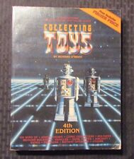 1985 COLLECTING TOYS by Richard O'Brien VG+ 4th Edition Photos & Price Guide