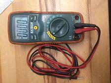 Extech 430 True RMS Multimeter Cat III 600V II 1000V Max