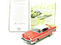 Matchbox Collectibles DYG02-M 1957 Chevrolet Bel Air Red 1.43 Scale Boxed