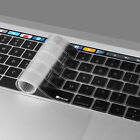 Keyboard Cover Thin Silicone Skin for New MacBook Pro 13
