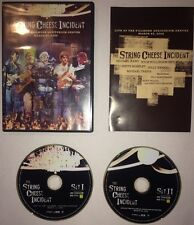 String Cheese Incident - Live at the Fillmore Auditorium Denver Mar 23 2002 DVD