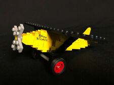 Lego 661 Spirit of St. Louis City  Flugzeug und komplett complete!!