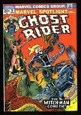 Marvel Spotlight #8 FN+ 6.5 Ghost Rider!