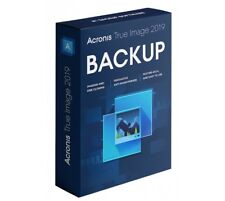 New Acronis 2019 True Image & Acronis Restore on 2GB USB2 Flash Drive