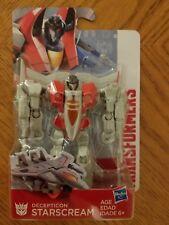 Hasbro Transformers Authentics Decepticon STARSCREAM 4.5 Inch Action Figure New