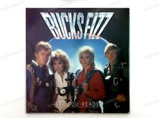 Bucks Fizz -Are You Ready? GER LP 1982 FOC /4