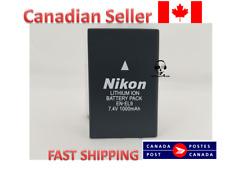 Nikon Genuine D40 D40X D60 D3000 D5000 Digital Camera as ENEL9 EN-EL9A