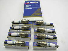 (8) Acdelco 25171349 Spark Plugs 1970-1989 Chevy GMC 250 292 307 350 400 402 454