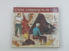 DAVID BENOIT - GREAT COMPOSERS OF JAZZ - CD RECORDIND ARTS 2001 - NUOVO/NEW