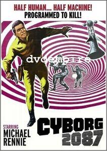 Cyborg 2087 DVD Michael Rennie New and Sealed Australian Release