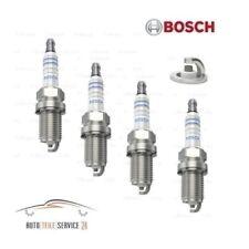 4x Bosch Zündkerzensatz Zündkerze 4-Zylinder 1.1 1.4 1.6 2.0